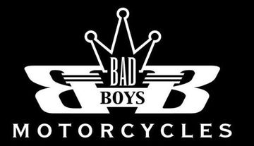 Logo Bad Boys Motorcycles SA